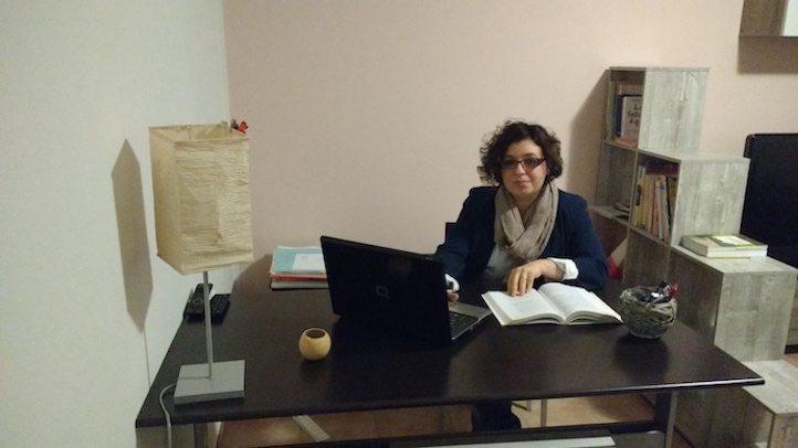 Psicologa Imola Daniela Grimaudo
